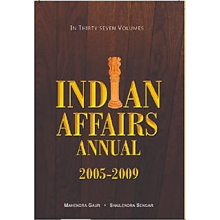 Indian Affairs Annual 2007 (Chronology of Events, October-November 2006), Vol. 6