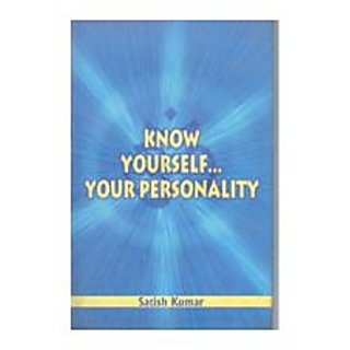 Know Yourself......Your Personality