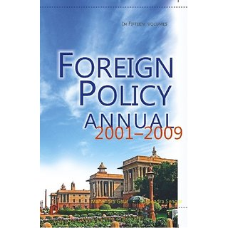 Foreign Policy Annual 2003 (Events Part-I), Vol. 1
