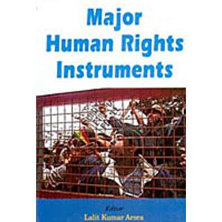 Major Human Rights Instruments