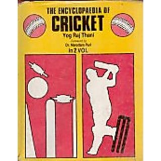 The Encyclopaedia of Cricket, 1St Vol.
