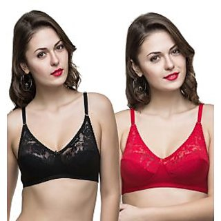 College Girl Fashionable Bra - set of 2