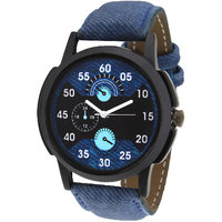 Relish Analog Round Casual Wear Watch For Men