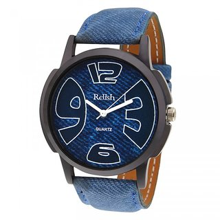 Relish Analog Round Casual Wear Watches For Men RELISH-485