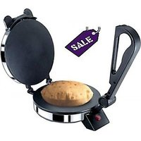 Eagle Black Stainless Steel Roti Maker at Rs.589