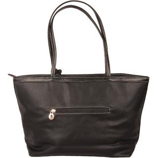 Velina Fabbianos Black Hand bag for Women