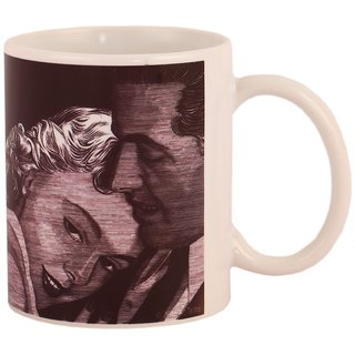Arttantra ceramic coffee mug love