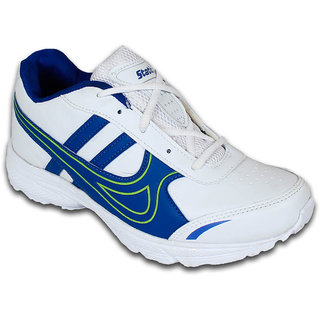 Smithwear White  Blue Sport Shoes