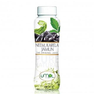 Umpl Neem Karela Jamun Juice