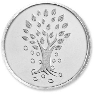 certified 5 gm, 999 Silver Kalpataru Precious Coin