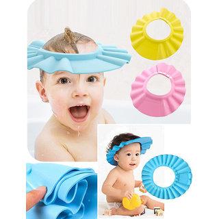 Baby Kids Bath Shower Cap