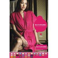 Elegant Rose Red Bathrobe Specially For Her