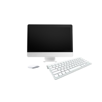 Reach All In One (Core i3/ RAM 8GB RAM / HDD 1TB Dos) (21.5 inch Monitor, Wireless Keyboard  Mouse) (215ASM6)