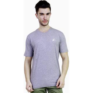 Caribbean Joe Mens light heather grey Larabie Island T-shirt