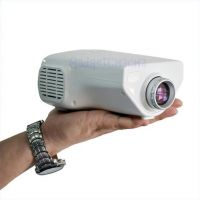 Mini LED Projector For Laptop,TV,DVD,PC Support SD,USB,AV In, VGA,HDMI,CoaxialTV