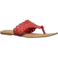 Bata WomenS Lazer Pink Flats
