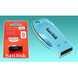 SanDisk 8 Gb Cruzer® Switch™ USB Flash Drive