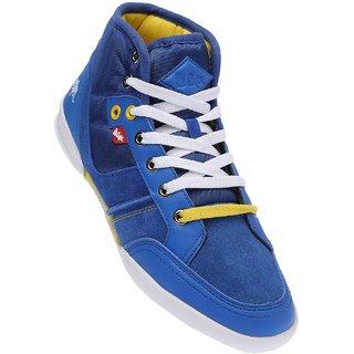 Lee Copper Men's Sports Shoe 3516 Blue
