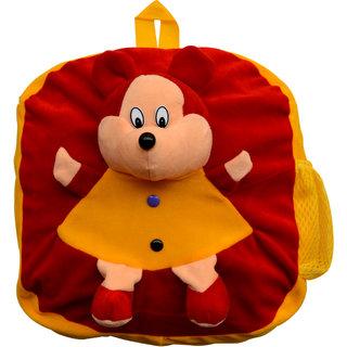 Funtastik Red Teddy Design Kids Bag
