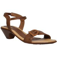 Bata WomenS New Aroma Brown Heels