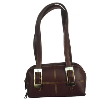 SheelaS Women Handbag Marron Color Code Sh02955