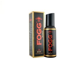 Fogg Black Collection Bold Deodorant Spray - For Women