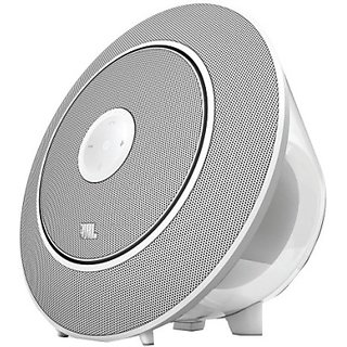 JBL Voyager Wireless Portable Speaker (White, 2 Channel) with 1 year manufacturing warranty