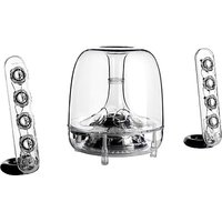 Harman Kardon Soundsticks With Bluetooth Portable Bluetooth Laptop/Desktop Speaker(2.1 Channel) With 1 Year Warrranty