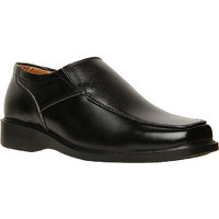 Bata MenS Scott Black Formal Slip On Shoes