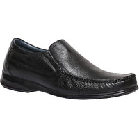 Bata MenS Ceaser Black Formal Slip On Shoes