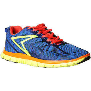 Power MenS Fusion Activelife In Blue Lace-Up Sport Shoes