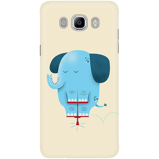 The Fappy Store Pogolephant Graphic Mobile Back Cover