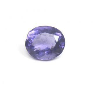5.75 Ratti 5.2 Ct Oval Shape Natural Amethyst Katella Loose Gemstone For Ring  Pendant