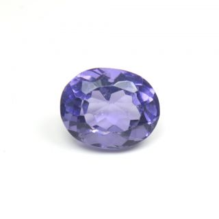 6.75 Ratti 6.1 Ct Oval Shape Natural Amethyst Katella Loose Gemstone For Ring  Pendant