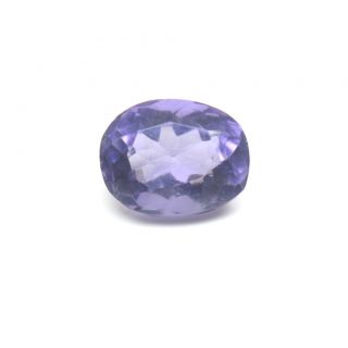 4.75 Ratti 4.3 Ct Oval Shape Natural Amethyst Katella Loose Gemstone For Ring  Pendant