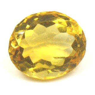 3.25 Ratti 3 Ct Oval Shape Natural Citrine Sunella Loose Gemstone For Ring  Pendant