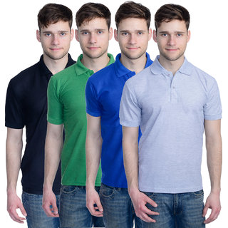 Superjoy set of 4 Polo T-shirts