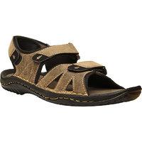 Weinbrenner MenS Lagos Green Velcro Sandals