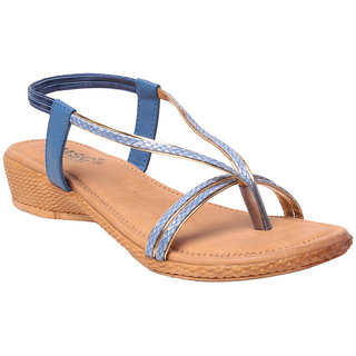 Msc Blue WomenS Heels