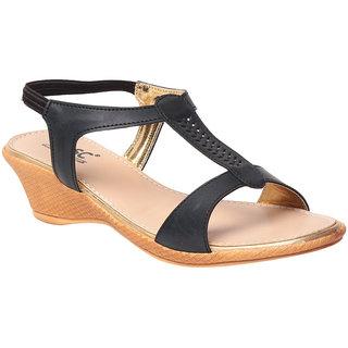 Msc Black WomenS Heel
