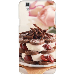 G.store Printed Back Covers for Coolpad Dazen F2 Multi 22558