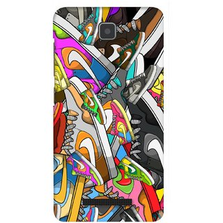 G.store Printed Back Covers for Lenovo A1900 Multi 23373