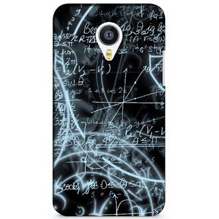 G.store Printed Back Covers for Meizu MX4 Blue 24027