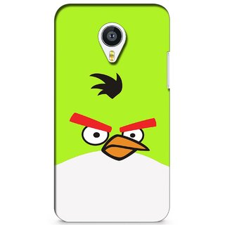 G.store Printed Back Covers for Meizu MX4 Green 24041
