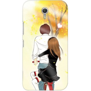 G.store Printed Back Covers for Lenovo ZUK Z1 Multi 26806