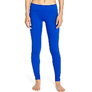 royal Lycra leggings for ladies