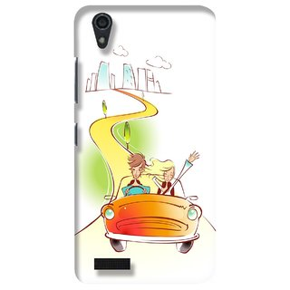 G.store Printed Back Covers for Lenovo A3900 Multi 23449