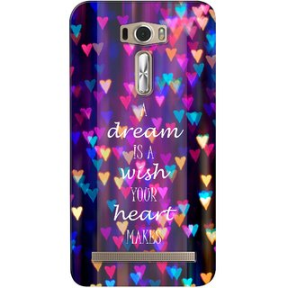 G.store Printed Back Covers for Asus ZenFone 2 Laser (ZE601KL) Multi 26474