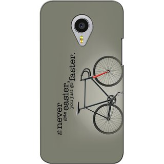 G.store Printed Back Covers for Meizu MX4 Pro Grey 27011