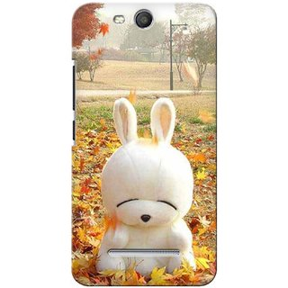 G.store Printed Back Covers for Micromax Canvas Juice 3 Q392 Multi 27899